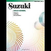 Suzuki Cello School - Volume 2 (Revised): Cello Part book cover
