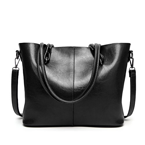Coafit Crossbody Handbag Zipper Women Purse Women Minimalist Black Coafit Hand 7xdZqfTfw