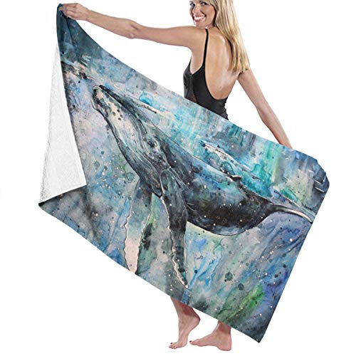 (COLOMAKE Premium Polyester Fiber Super Absorbent Soft Bath Towel Evelyn Luxury Bath Sheet Perfect for Home Bathrooms Pool Spa Gym 32x52)
