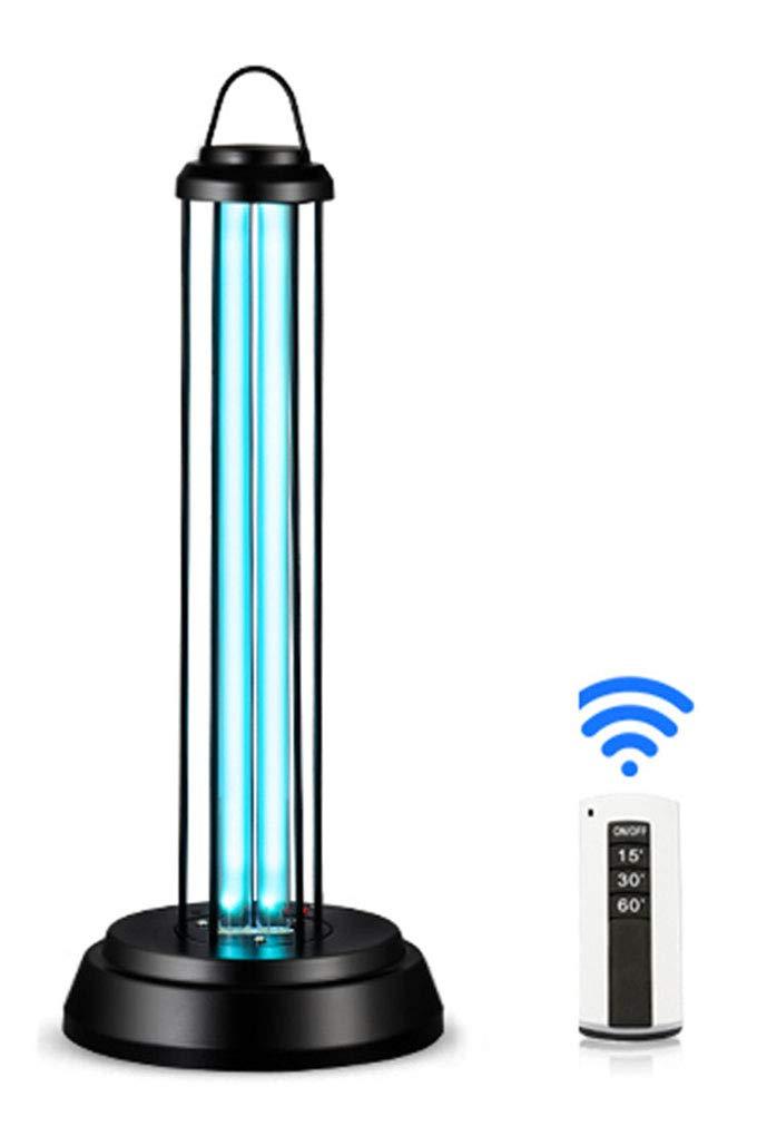 l/ámpara germicida UV purificador de Aire de Alta Potencia 100W // 150W L/ámpara de desinfecci/ón Ultravioleta de 110V con ozono para Sala de Estar Cocina Hotel