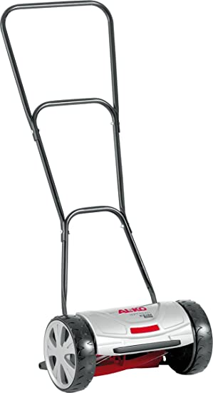 AL-KO Soft Touch Hand Lawnmower - Lightweight