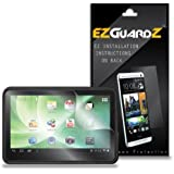 """3-Pack EZGuardZ© Screen Protectors (Ultra CLEAR) For Trio STEALTH LITE 4.3"""""""