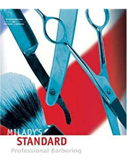 Miladys standard textbook of professional barber styling milady miladys standard professional barbering fandeluxe Choice Image