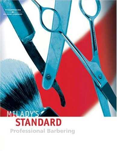 Milady's Standard Professional Barbering from Milady