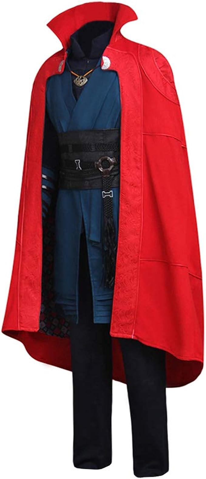 Amazon.com: cosplaydiy hombre traje para Doctor Strange ...
