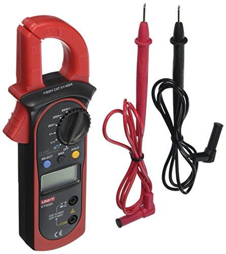 Uni-t Ut200a Digital Clamp Multimeter Backlight Resistance Tester Meter