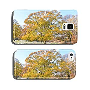 Washington DC - Arlington National Cemetery in Autumn cell phone cover case Samsung S5
