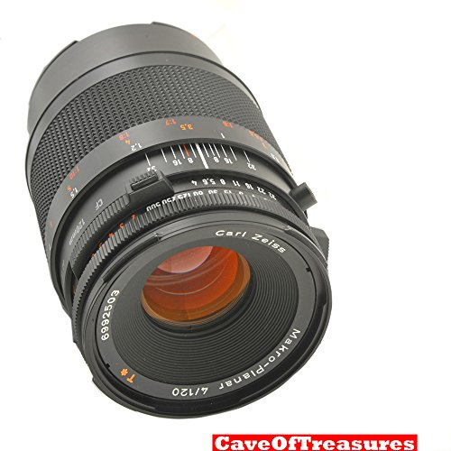 Hasselblad 120mm f/4 CF Zeiss Makro-Planar T Lens for 500-Series Cameras (20053)