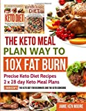 The Keto Meal Plan Way To 10x Fat Burn: 2