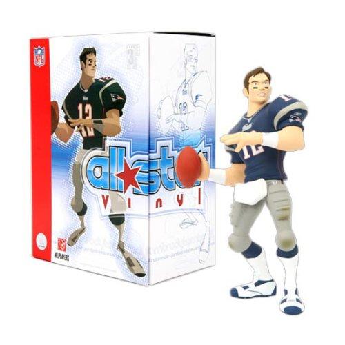 (Upper Deck NFL All-Star Vinyl New England Patriots - Tom Brady)