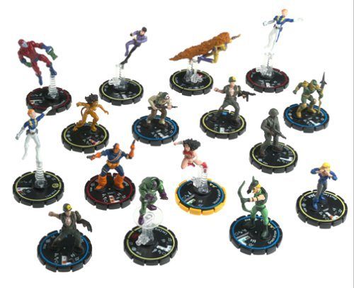 DC HeroClix  Cosmic Justice Booster Pack by HeroClix