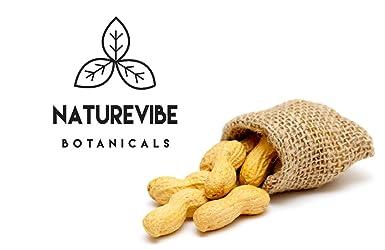 Naturevibe Botanicals - Harina de cacahuetes, 11.9 lbs, sin ...