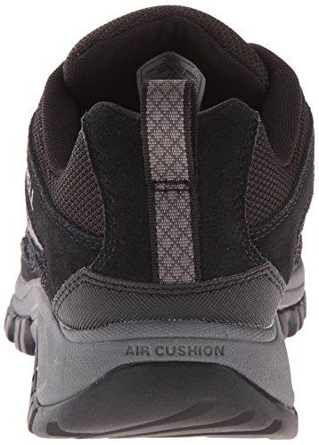 Merrell Phoenix Bluff - Zapatos de Low Rise Senderismo Hombre Negro - negro