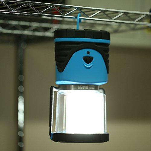 Led En Tente Lumière Lixada Lm Camping Lanterne Lampe 300 SzMpVU