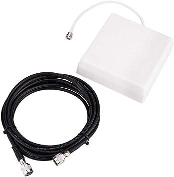 Cablematic - Antena de panel para repetidor GSM 3G de 800 ...