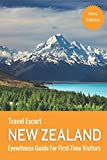 New Zealand: Eyewitness Guide for First-Time Visitors (Travel Escort)