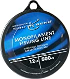 "South Bend Sporting Goods M1412 ""South Bend"" Monofilament Fishing Line 12Lb, 500 Yards, Outdoor Stuffs"