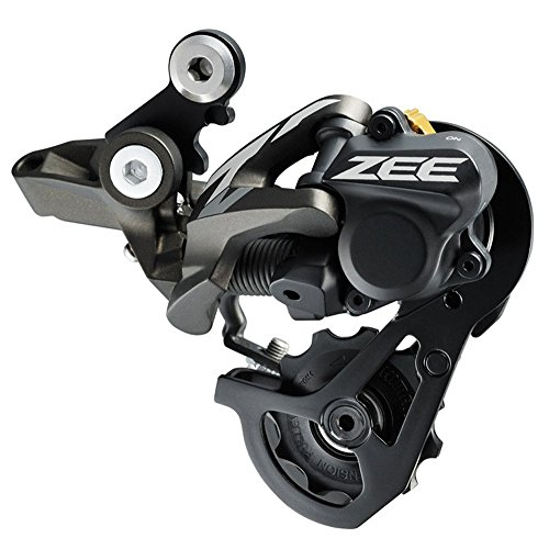 SHIMANO RD-M640 Zee Shadow Plus 10 Speed Rear Derailleur (Use with 11-32/11-36 ()