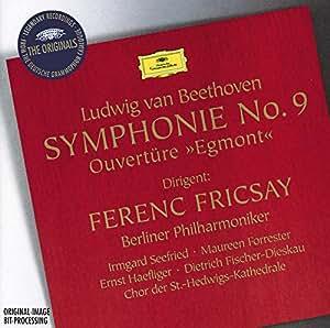 Beethoven: Symphony No. 9 / Egmont Overture