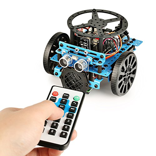New launch SainSmart Jr. Openbot 2E Arduino IDE STEM Training, Programmable Robotic Equipment for Children to Study Coding, Robotics and Electronics  Critiques