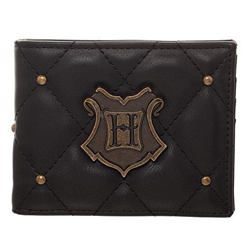 Harry Potter BiFold Wallet Harry Potter Acessories - Harry Potter Wallet Harry Potter Fashion Harry Potter ()