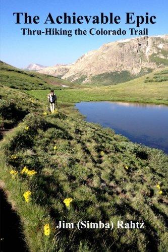 Achievable Epic Thru Hiking Colorado Trail product image