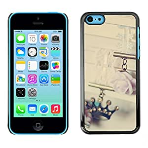 Hot Style Cell Phone PC Hard Case Cover // M00102923 books bookmarks photos // Apple iPhone 5C