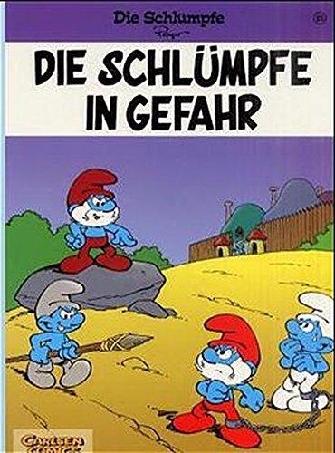 Die Schlümpfe, Bd.15, Die Schlümpfe in Gefahr (Schlümpfe, Die, Band 15) Taschenbuch – 15. Februar 2001 Peyo Die Schlümpfe Carlsen 3551739056