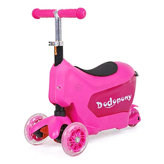 Baby Toys - Patinete Infantil 3 en 1, Bicicleta Infantil con ...