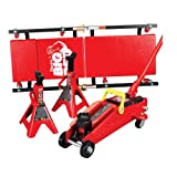 Torin T82040 Trolley Jack with Jack Stand and Creeper