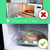 Microwave Plate Cover - Microwave Lid Food Cover