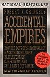 Accidental Empires, Robert X. Cringely, 0887308554
