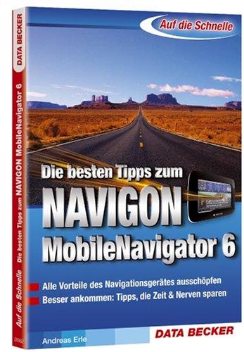 RDE Navigon Navigator 6