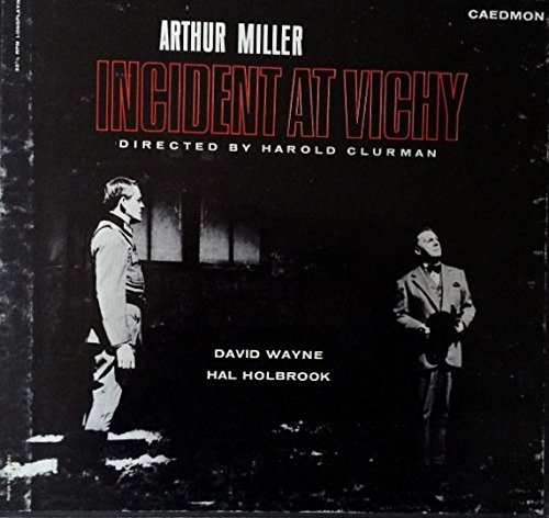 Price comparison product image 2 VINYL RECORD BOX SET,  INCIDENT AT VICHY,  ARTHUR MILLER