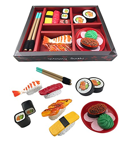 Japanese Dinner Pretend Cutting Pieces product image