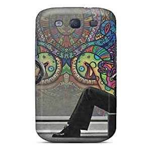 Ideal Richardcustom2008 Cases Covers For Galaxy S3(venom Needs A Tictac), Protective Stylish Cases