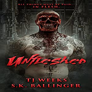 Unfleshed Audiobook