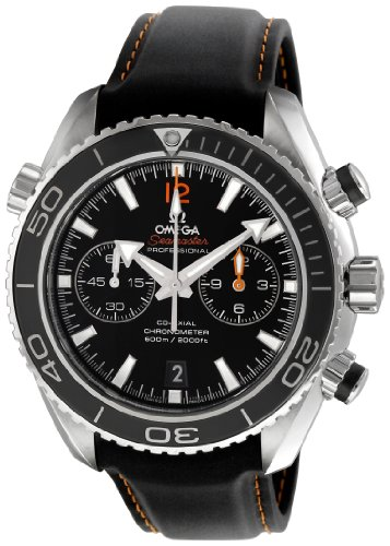 6.51.01.005 Seamaster Planet Ocean Black Dial Watch ()