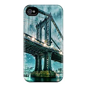 Iphone Case New Arrival For Iphone 4/4s Case Cover - Eco-friendly Packaging(aEzpNdw2107CFPRs)