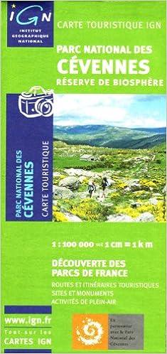Lire Cevennes PNR F epub, pdf