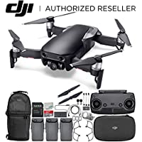 DJI Mavic Air Drone Quadcopter (Onyx Black) Backpack Ultimate Bundle