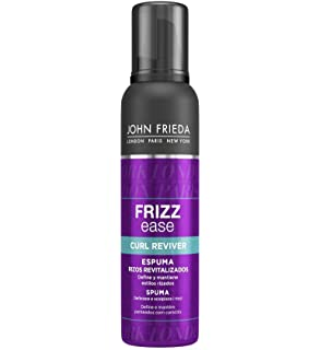 John Frieda Frizz Ease Curl Reviving Hair Mousse for Curly Hair 0b5cc8077a