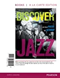 img - for Discover Jazz, Books a la Carte Edition book / textbook / text book