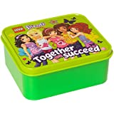 Lego - 40501716 - Boîte À Repas - Friends - Jaune Verte