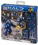 Mega Bloks Halo UNSC Cobalt Combat Unit