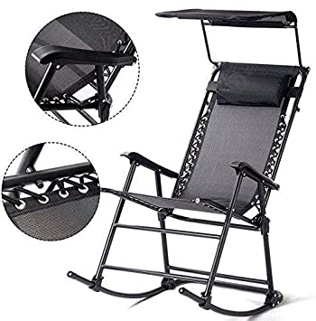 Amazon.com: Oasis Outdoor- Silla plegable de estilo ...