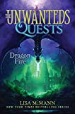 Dragon Fire (5) (The Unwanteds Quests)