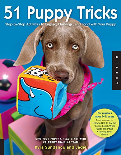 51 Puppy Tricks: Step-by-Step Activities to Engage, Challenge, and Bond with Your (Halloween Movie Beginning)