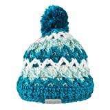 Obermeyer Kids Baby Girl's Averee Knit Hat (Infant/Toddler/Little Kids/Big Kids) Mermaid LG/XL