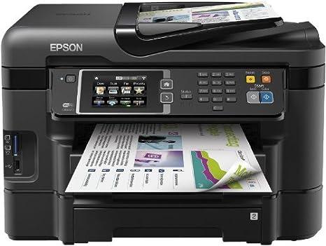 Epson Workforce WF-3640DTWF - Impresora multifunción de Tinta ...